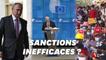 De la Russie à la Birmanie, l'UE multiplie les sanctions internationales... sans grand résultat?