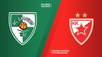 EuroLeague 2020-21 Highlights Regular Season Round 24 video: Zalgiris 75-62 Zvezda
