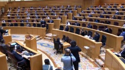Primera sesión de control al Gobierno de 2021
