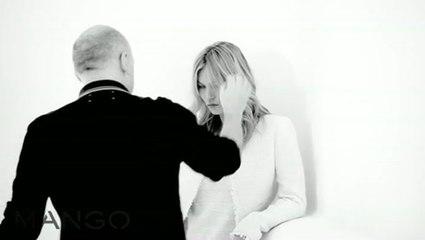 Behind the Scenes: Mango + Kate Moss