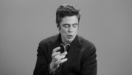 Benicio Del Toro Is All About Classic Love Scenes