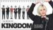"[Pops in Seoul] MY IDOL DIARIES Excalibur♪ ""KINGDOM"" Edition!"
