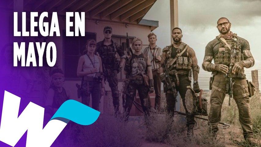 Army of the Dead llegará a Netflix en Mayo.