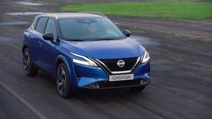 Der neue Nissan Qashqai - Effizienter und elektrifizierter Fahrspaß