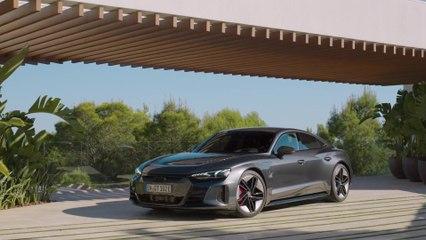 Der Audi e-tron GT - klassische Prinzipien und eine neue Perspektive