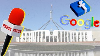 Why is Australia trying to regulate Google and Facebook?