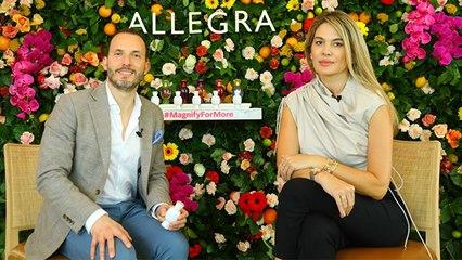 مقابلة تعرّفك على عطور Allegra الجديدة المستوحاة من الريفييرا الإيطالية