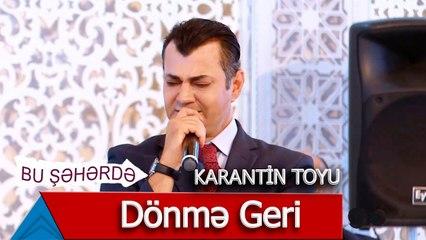 Bu Şəhərdə - Dönmə Geri