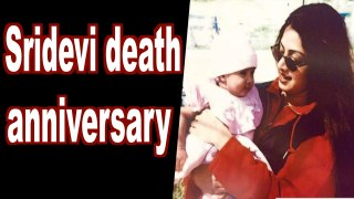 Janhvi Kapoor shares handwritten note from mom Sridevi on her death anniversary