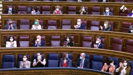Sánchez pide unidad y Casado dice que no la tiene dentro de su Gobierno