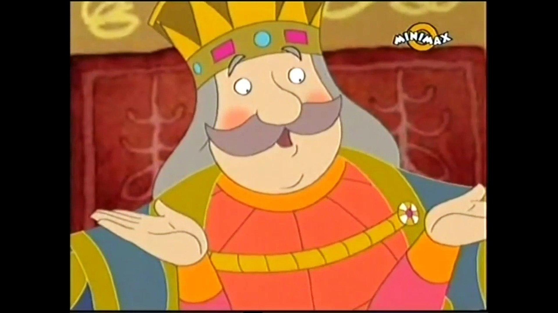 Piatra rotunda Povestiri din folclorul maghiar  (Minimax) Desene animate in Romana
