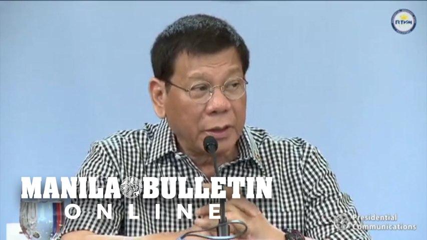 ICYMI: President Duterte addresses the nation on February 24, 2021
