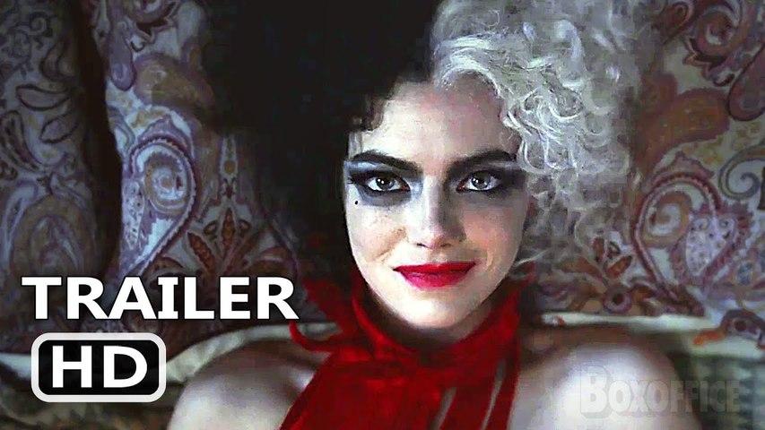 CRUELLA Trailer (2021) Emma Stone Disney Movie