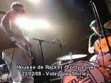 Housse de racket forty love inrocks indie club