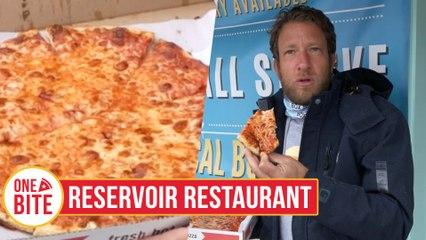 Barstool Pizza Review - Reservoir Restaurant (South Orange, NJ)