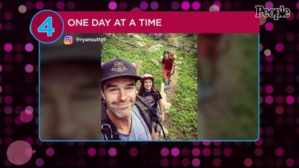 Ryan Sutter Is Back in the Gym After Dealing with a Mystery Illness: 'Getting Stronger'