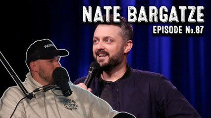 FULL VIDEO: Bussin' With The Boys - Nate Bargatze