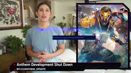 Why BioWare Finally Abandoned Anthem
