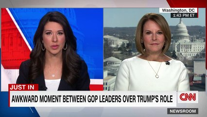 Laughter follows top GOP leaders' awkward moment