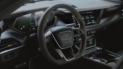 Der Audi e-tron GT - Materialien, Farben und Ausstattung