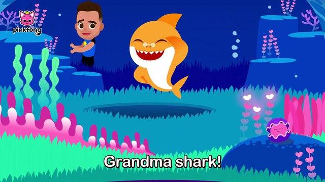 Baby Shark, featuring Luis Fonsi - Baby Shark Song