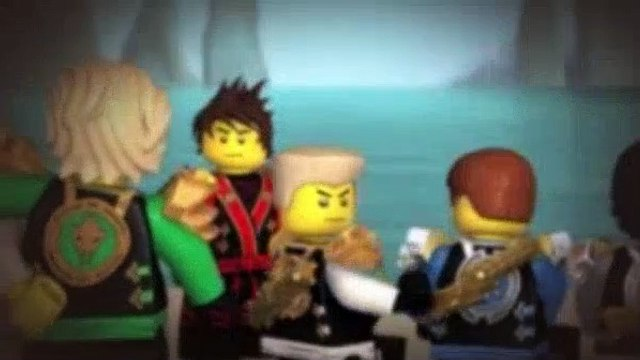 LEGO NinjaGo Masters Of Spinjitzu Season 2 Episode 13 Rise Of The Spinjitzu Master