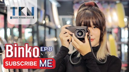 "Tech Know Now EP.8   ""bbinko"" นักวาดภาพสุดคูล   PPTV HD 36"