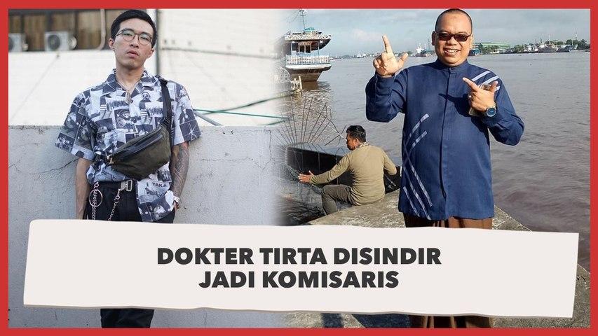 Dokter Tirta Bela Jokowi soal Kerumunan Massa, Mustofa Beri Sindiran