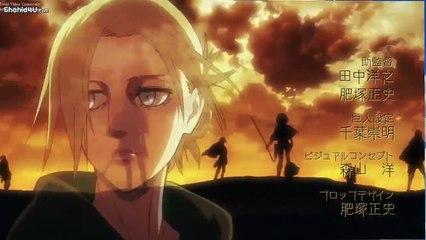انمي هجوم العمالقة الموسم الاول 1   - الحلقة  21