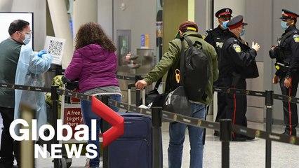 Several international air passengers violate Quarantine Act in Toronto during pandemic
