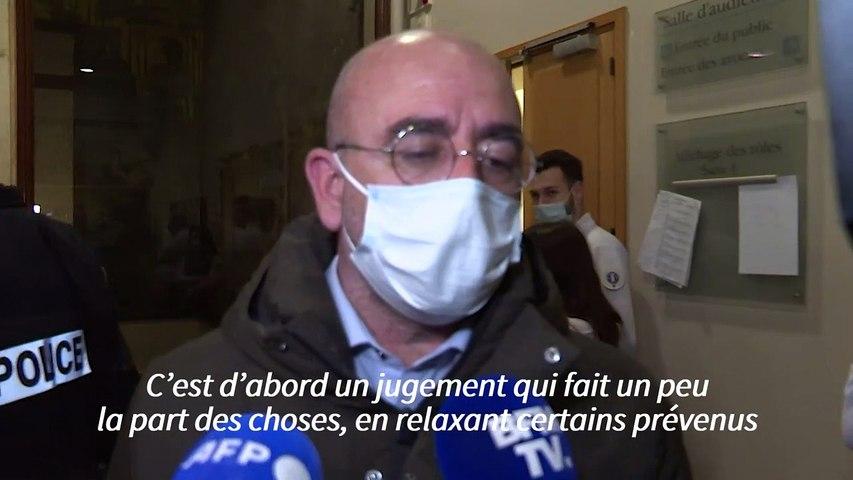 Incidents à l'OM: 12 supporters condamnés, deux relaxés