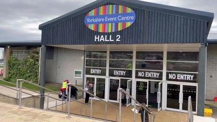Harrogate Covid-19 Vaccine Centre