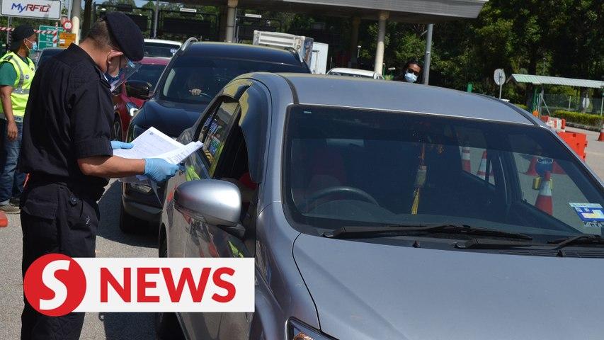 Ismail Sabri: Vehicle passenger limit based on headcount, not home address