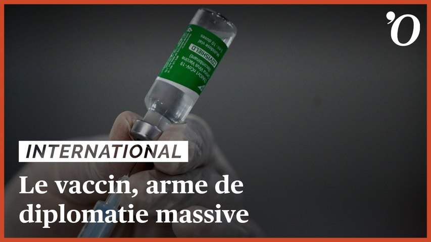 Chine, Russie, Etats-Unis: en 2021, le «soft power» passe par les vaccins