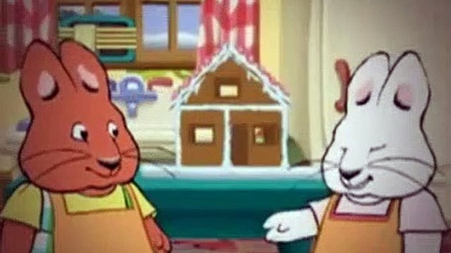 Max & Ruby Season 4 Episode 4 Ruby's Gingerbread House Max's Christmas Passed Max's New Year