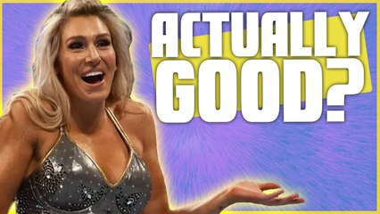 Is Charlotte Flair ACTUALLY Good?   PartsFUNknown