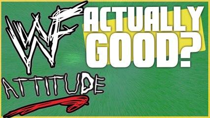 Was The WWF Attitude Era Actually Good?