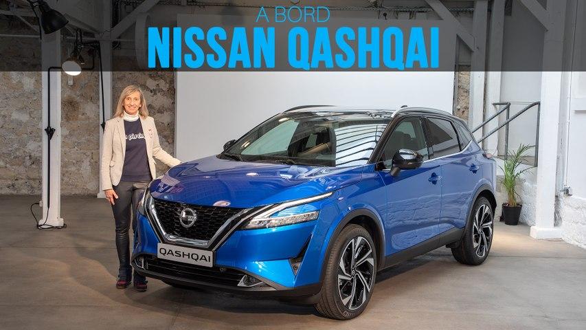 A Bord du Nissan Qashqai (2021)