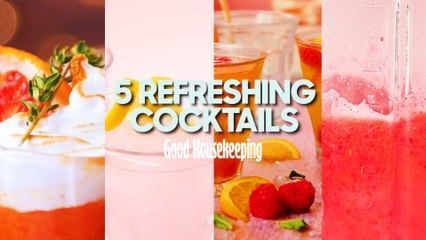 5 Refreshing Cocktails