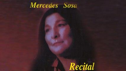 Mercedes Sosa - Te Recuerdo, Amanda