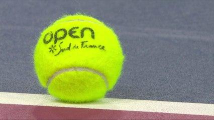OPEN SUD DE FRANCE 2021 - Egor Gerasimov vs Andy Murray - 1er tour - Highlights