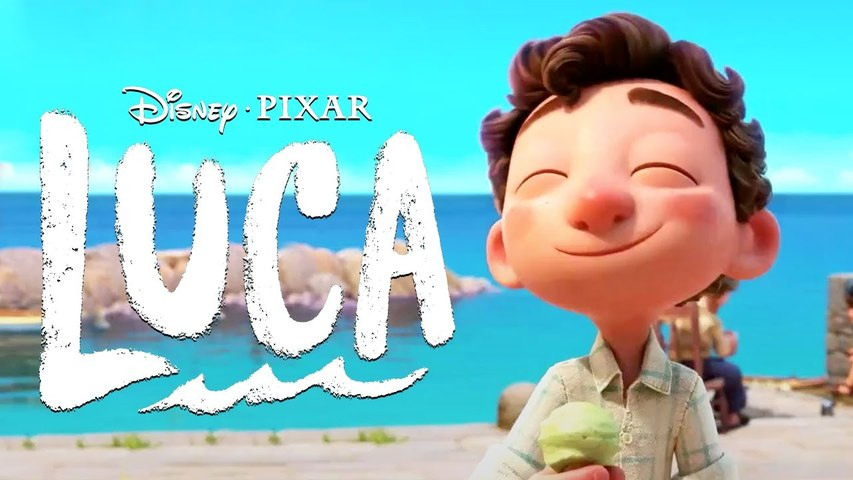Luca (Trailer) The first Pixar film of 2020s to be produced in a 1.85:1 aspect ratio.
