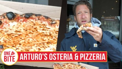 Barstool Pizza Review - Arturo's Osteria & Pizzeria (Maplewood, NJ)