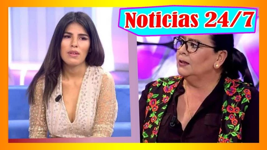 ¿Invitará Isa Pantoja a María del Monte a su esperada bod@?