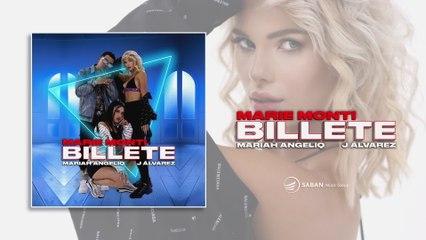 Marie Monti - Billete