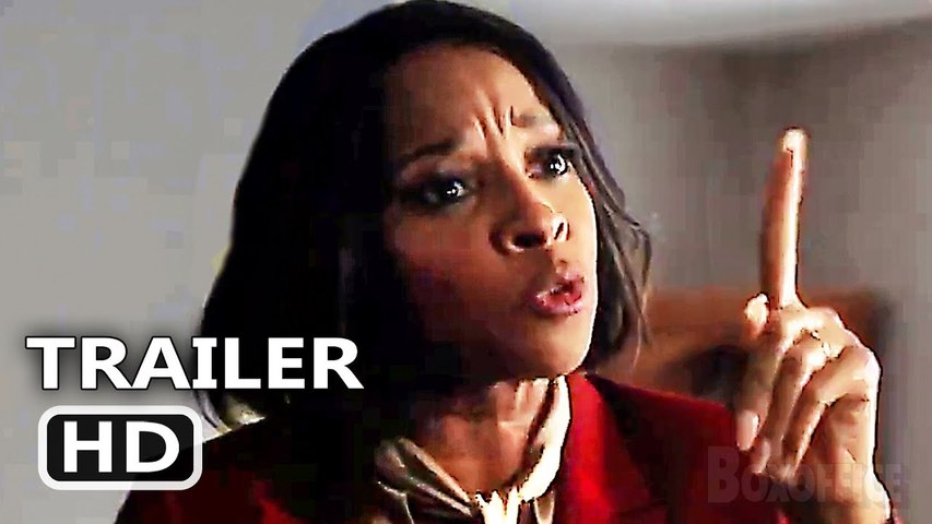 THE VIOLENT HEART Trailer (2021) Mary J. Blige, Drama Movie