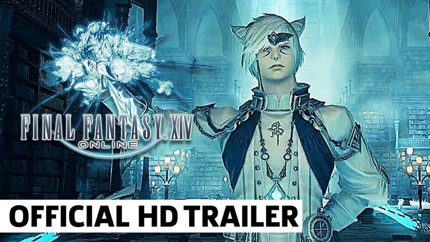 FINAL FANTASY XIV ENDWALKER Sage Reveal Trailer