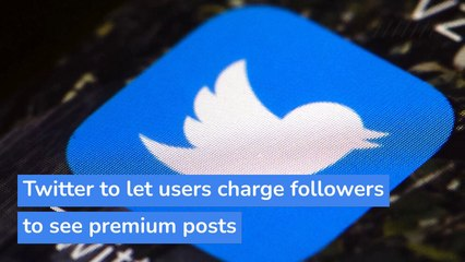 Twitter to let users charge followers to see premium posts, and other top stories in technology from February 26, 2021.