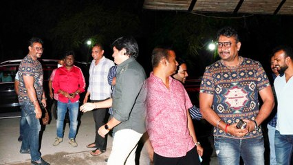 ಹೈದ್ರಾಬಾದ್ ನಲ್ಲಿ ಇಂದಿನಿಂದ ಡಿ ಬಾಸ್ ಅಬ್ಬರ ಶುರು | DBOSS in Hyderabad | Pre-Release Event Roberrt