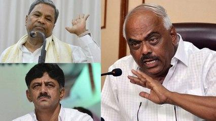 ಸಿದ್ದು ನ ಸೈಲೆಂಟ್ ಮಾಡಿಬಿಟ್ಟರಾ ಡಿ ಕೆ ಶಿವಕುಮಾರ್ ! | Oneindia Kannada